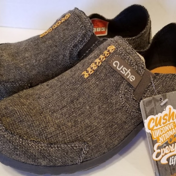 stable quality extremely unique cute Cushe M Slipper sand Loafers Men's US 8 . NWT